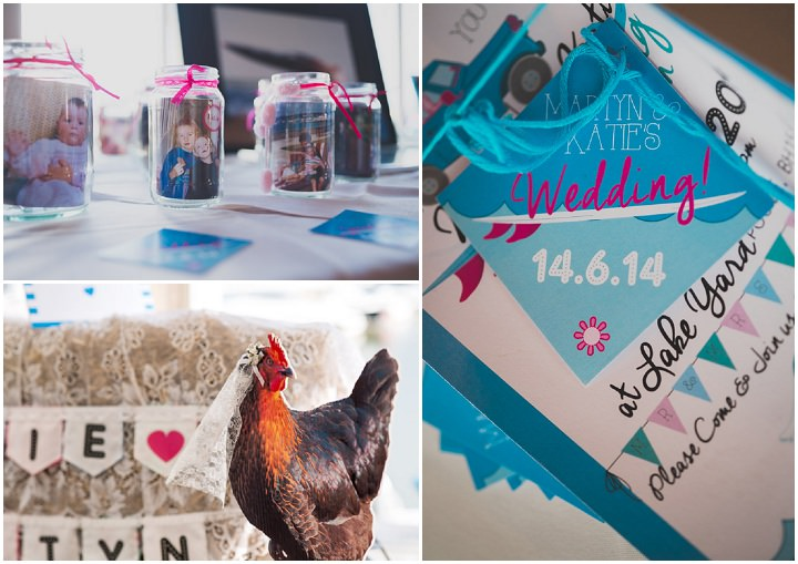 36 Turquoise and Pink Wedding By Libra Photographic