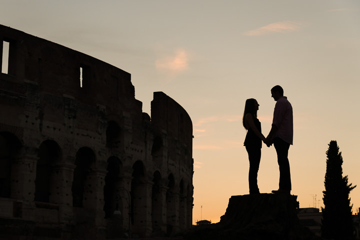 37 Pre Wedding Shoot in Rome By Emotional Wedding