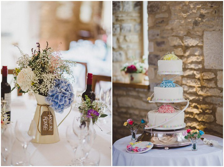 37 Vintage Parisian Wedding By Rhys Parker