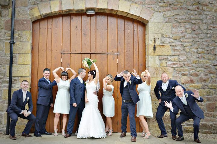 38 DIY Barn Wedding By Jules Fortune