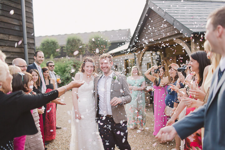 38 Relaxed Barn Wedding By Murray Clarke Potography