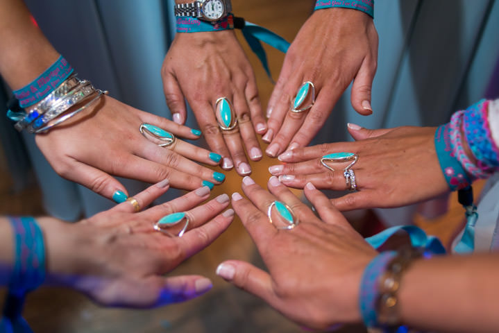 38 Turquoise and Pink Wedding By Libra Photographic