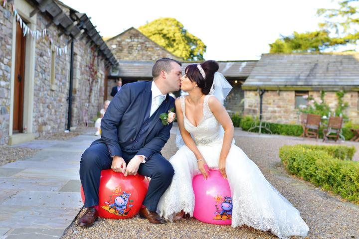 4 DIY Barn Wedding By Jules Fortune