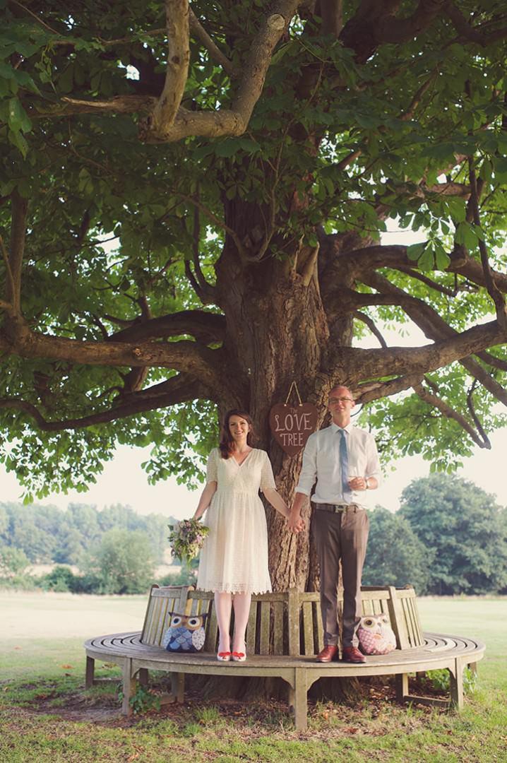 4 Garden Party Wedding By Rebecca Douglas