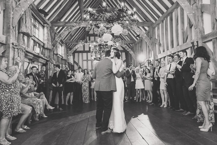 40 Relaxed Barn Wedding By Murray Clarke Potography