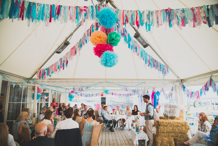 40 Turquoise and Pink Wedding By Libra Photographic