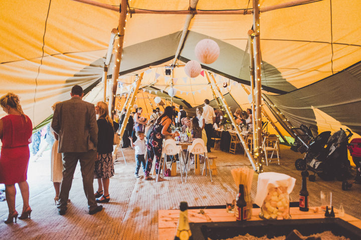 41 DIY Tipi Wedding. By  Eliza Boo