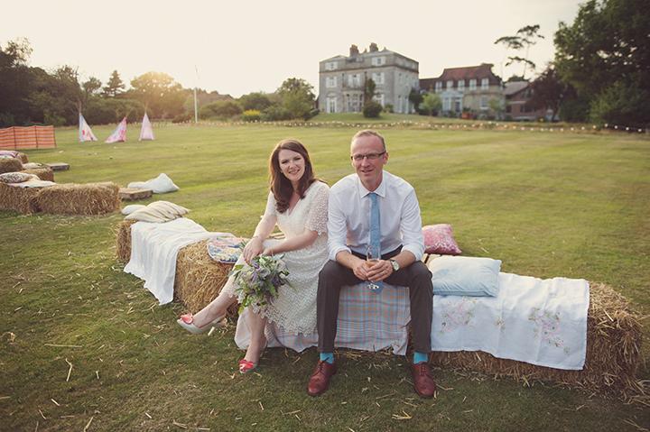 41 Garden Party Wedding By Rebecca Douglas