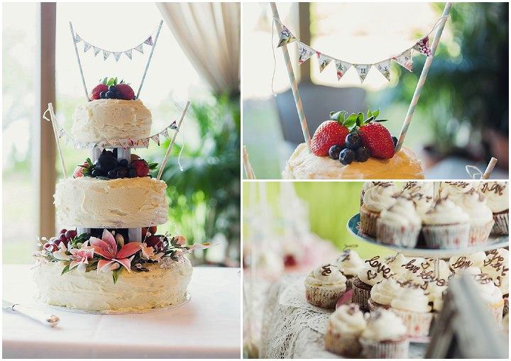 Cake Decorating Course Northumberland : Lisa and Dave s Vintage Inspired Northumberland Wedding ...