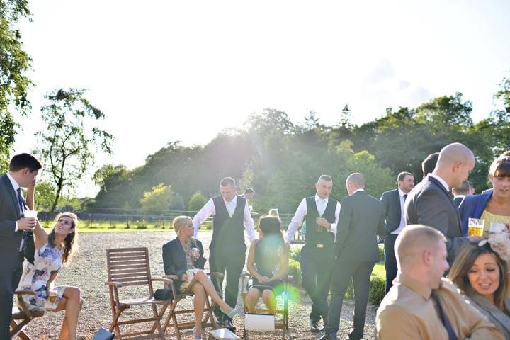 42 DIY Barn Wedding By Jules Fortune