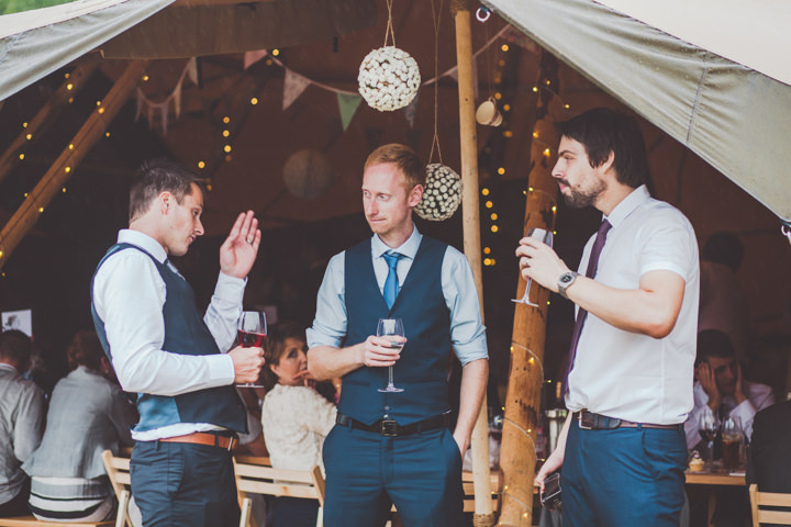 42 DIY Tipi Wedding. By  Eliza Boo