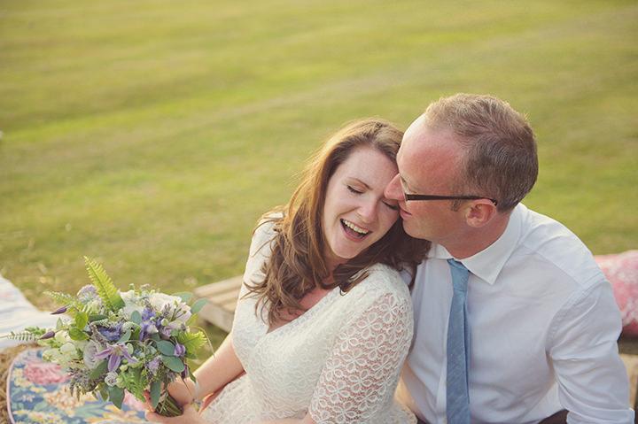 42 Garden Party Wedding By Rebecca Douglas