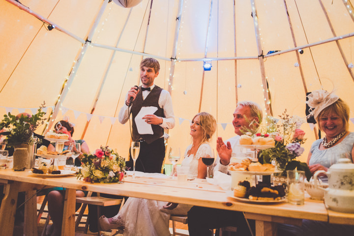 43 DIY Tipi Wedding. By  Eliza Boo