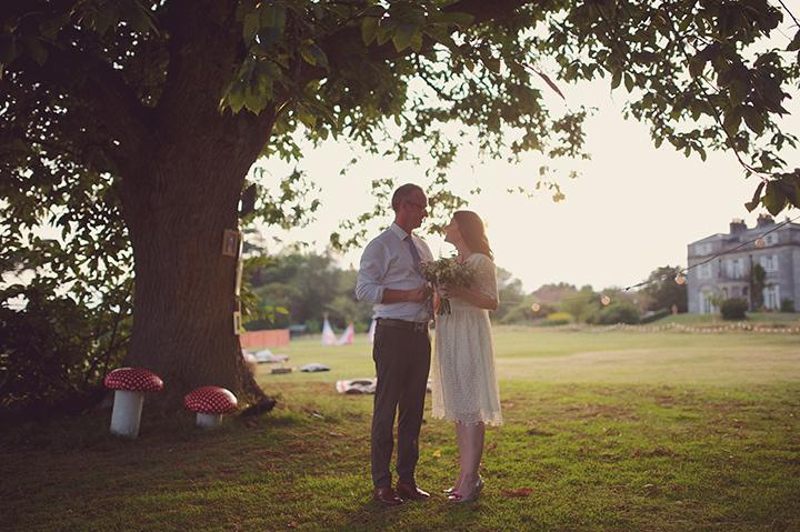 44 Garden Party Wedding By Rebecca Douglas