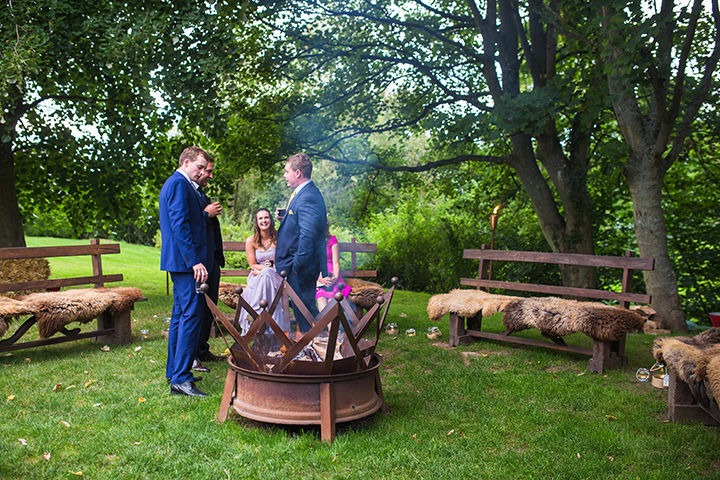 44 Rustic Outdoor Wedding By Anja Poehlmann