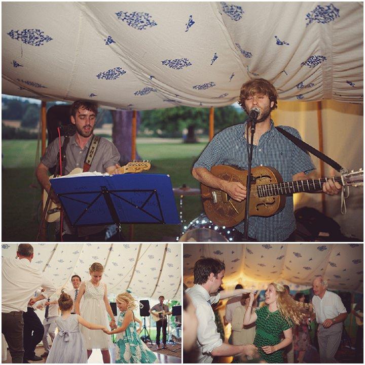 48 Garden Party Wedding By Rebecca Douglas
