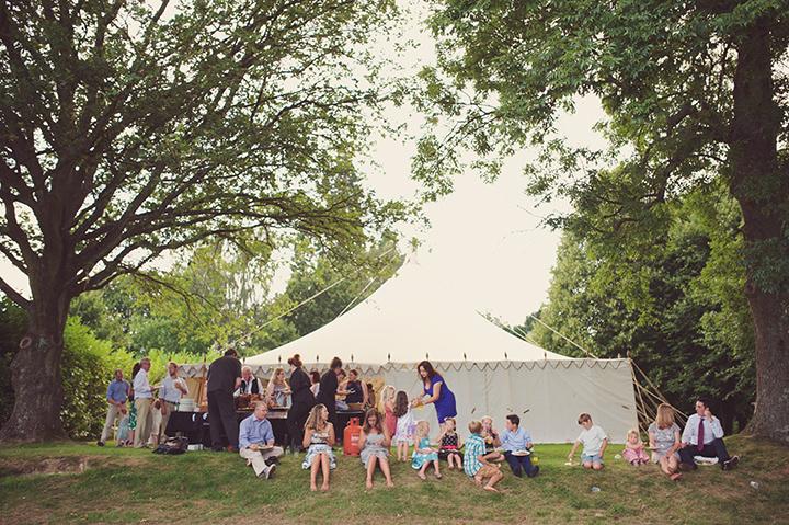49 Garden Party Wedding By Rebecca Douglas