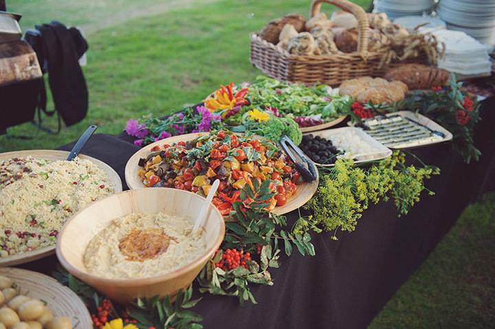 50 Garden Party Wedding By Rebecca Douglas