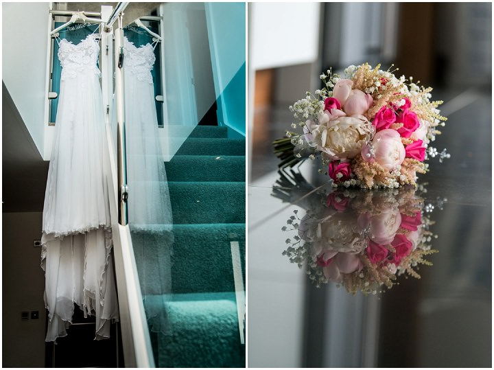 6 Turquoise and Pink Wedding By Libra Photographic