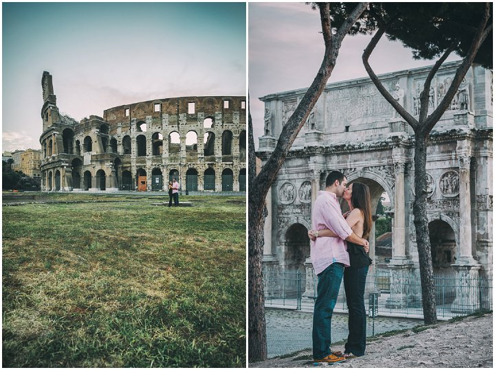 7 Pre Wedding Shoot in Rome By Emotional Wedding