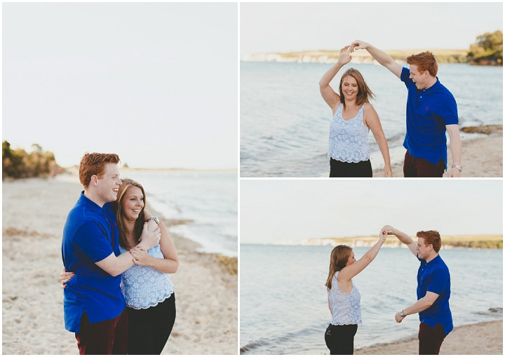 8 Beach Side Pre Wedding Shoot By Paul Underhill