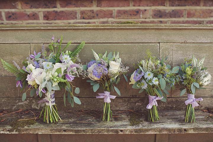 8 Garden Party Wedding By Rebecca Douglas