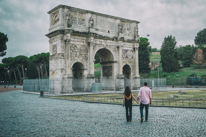 8 Pre Wedding Shoot in Rome By Emotional Wedding