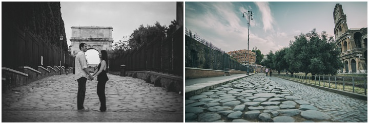 9 Pre Wedding Shoot in Rome By Emotional Wedding