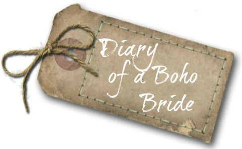Diary of a Boho Bride: Sarah & Del (Entry 11) 2 Week to go and 9 Random Wedding Planning Tips