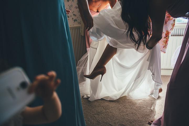 10 Multi-Coloured Wedding By Nicola Thompson Photography