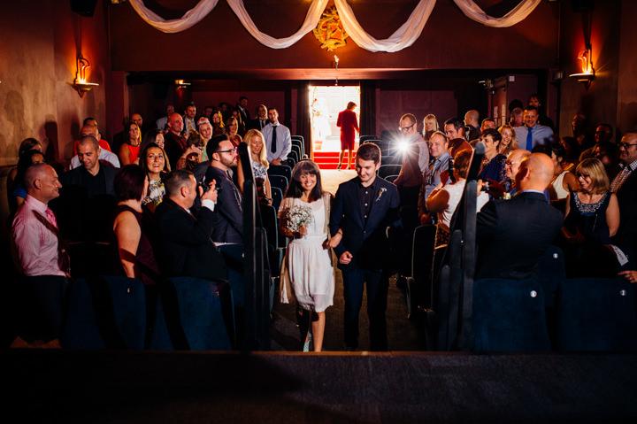 10 Vintage Cinema Wedding From Marianne Chua