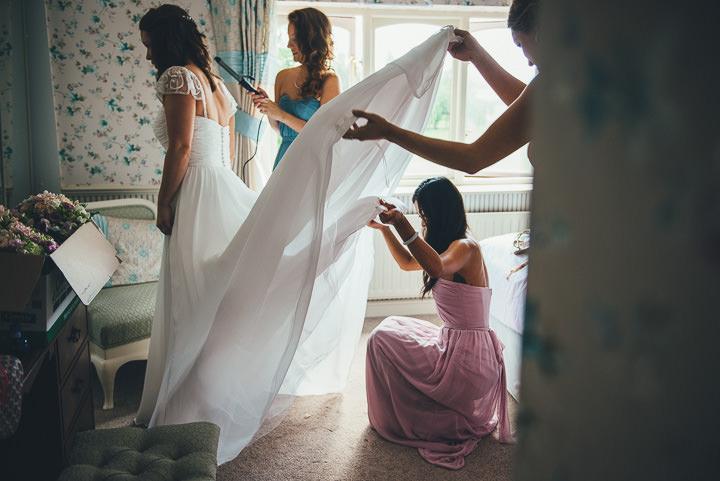 11 Multi-Coloured Wedding By Nicola Thompson Photography