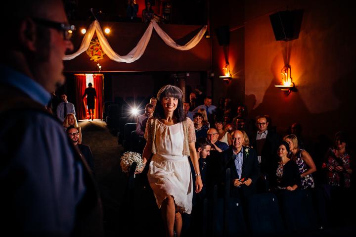 11 Vintage Cinema Wedding From Marianne Chua