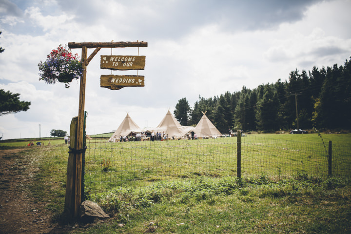 12 Homemade Tipi Wedding By Yvonne Lishman