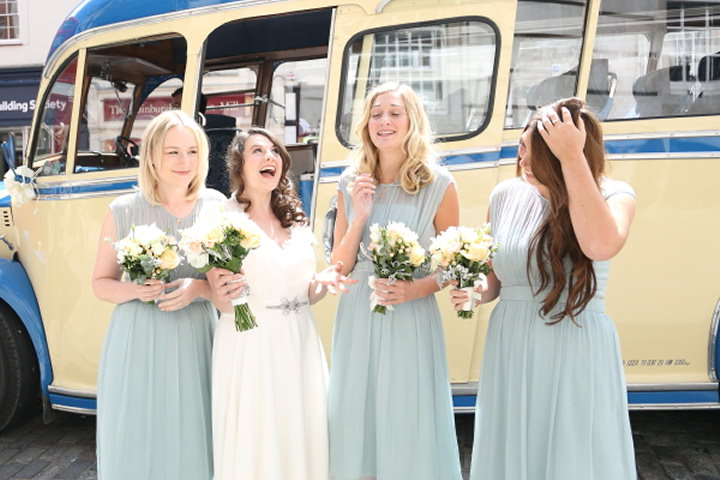 12 Vintage Railway DIY Wedding By Rebecca Prigmore Photography