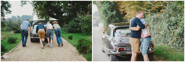 14 Laid Back Garden Wedding By Nicki Feltham Photography