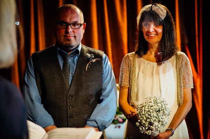 14 Vintage Cinema Wedding From Marianne Chua