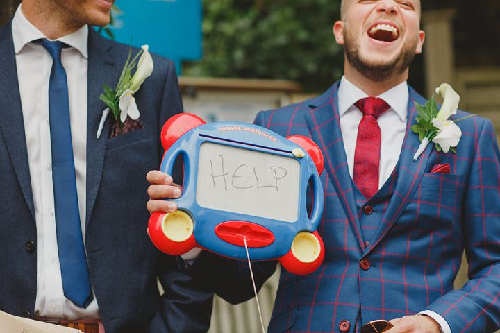 15 Laid Back Garden Wedding By Nicki Feltham Photography