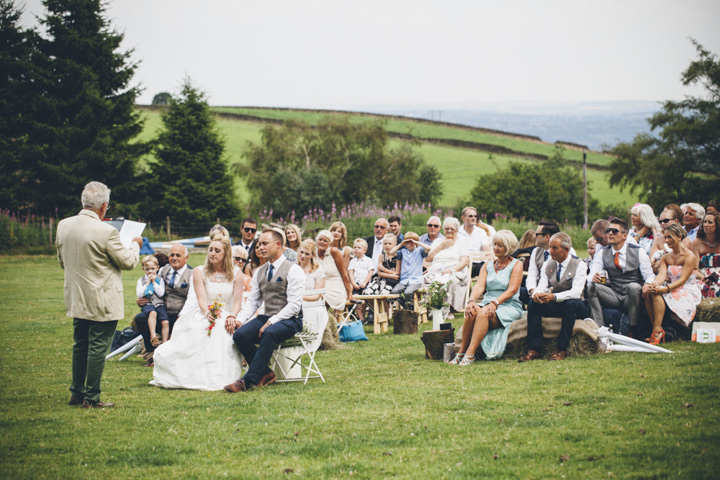 16 Homemade Tipi Wedding By Yvonne Lishman