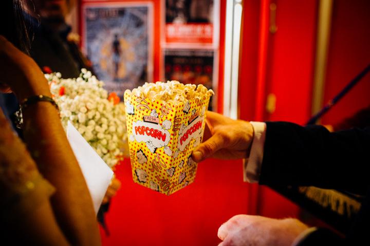 16 Vintage Cinema Wedding From Marianne Chua