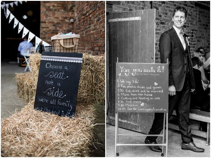 17 DIY Barn Wedding By D J Archer Photography