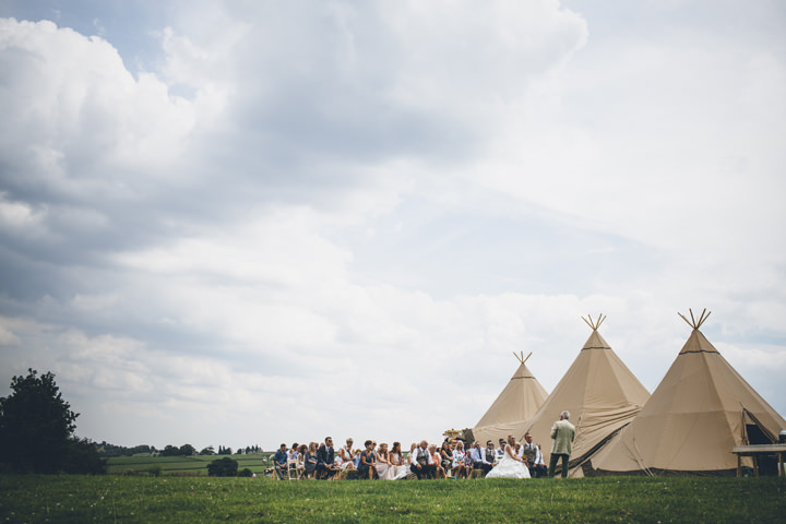 17 Homemade Tipi Wedding By Yvonne Lishman