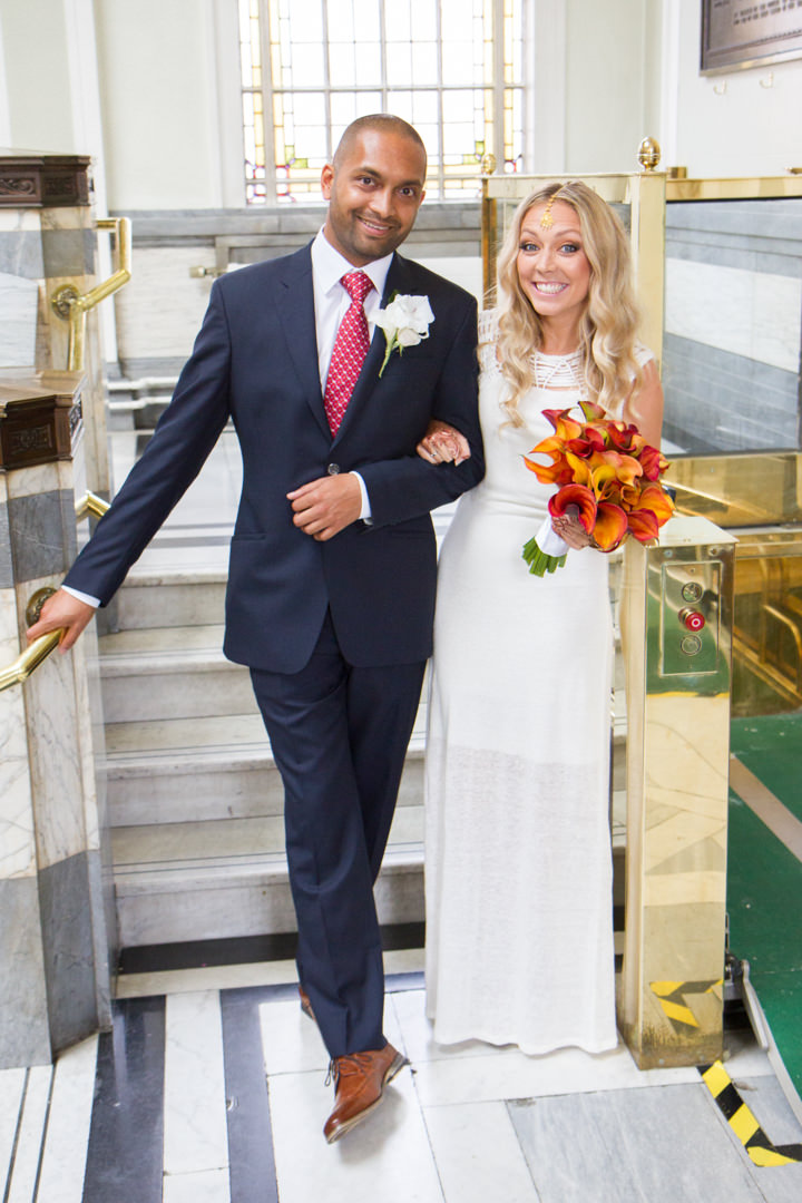 17  Islington Wedding By Rosko and Wallis