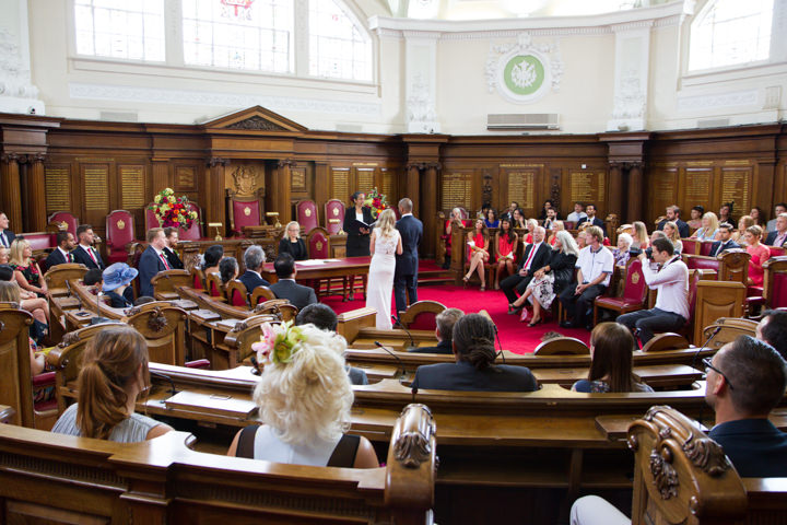 18  Islington Wedding By Rosko and Wallis