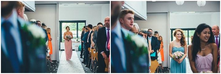 18 Multi-Coloured Wedding By Nicola Thompson Photography
