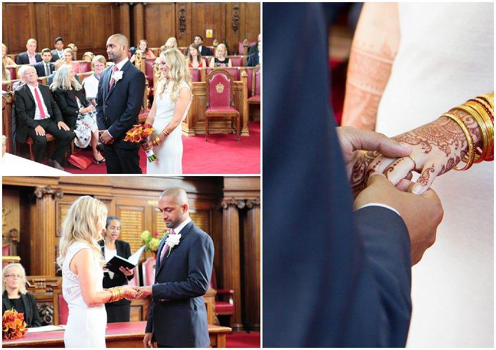 19  Islington Wedding By Rosko and Wallis