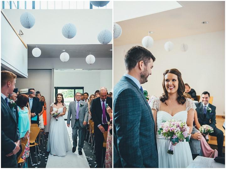 19 Multi-Coloured Wedding By Nicola Thompson Photography