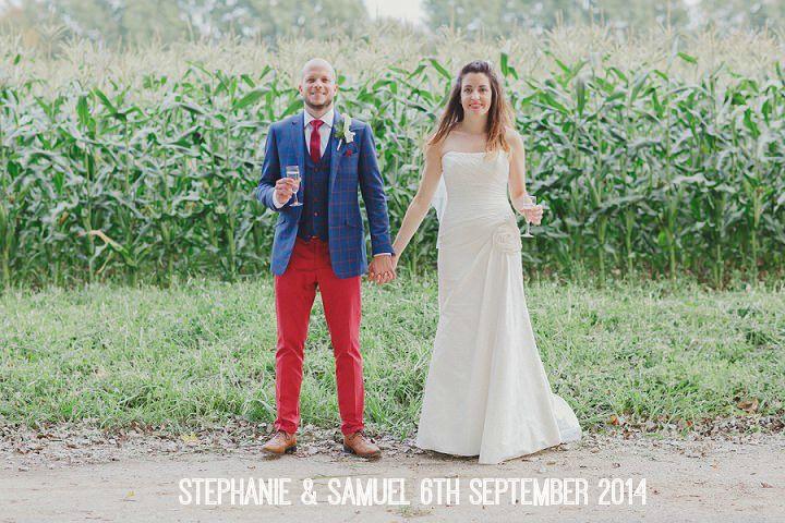 1a Laid Back Garden Wedding By Nicki Feltham Photography