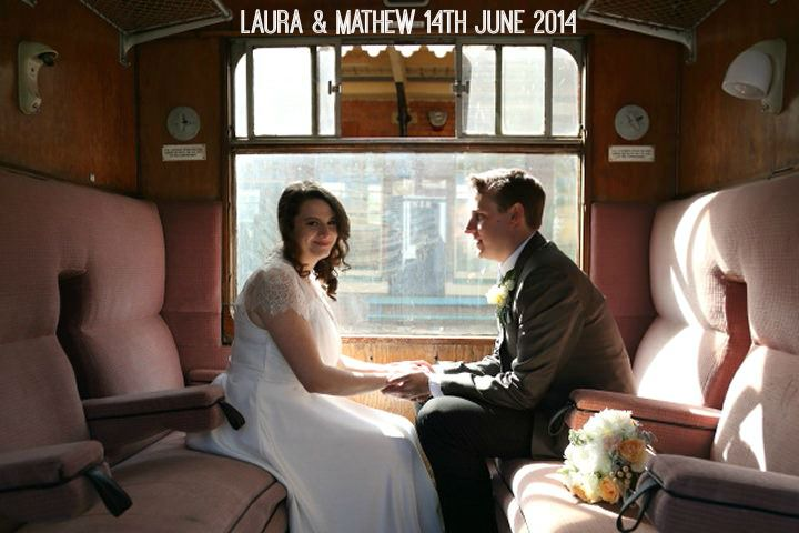 1a Vintage Railway DIY Wedding By Rebecca Prigmore Photography