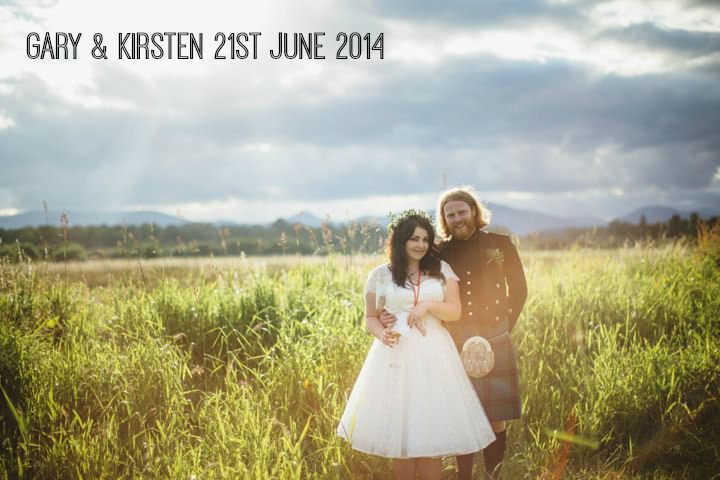 Kirsten And Garys DIY Weekend Long Festival Wedding By